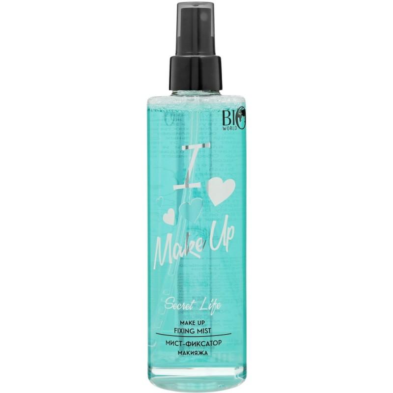 Мист-фиксатор макияжа Secret Life Make Up Mist  - 250ml Bio World