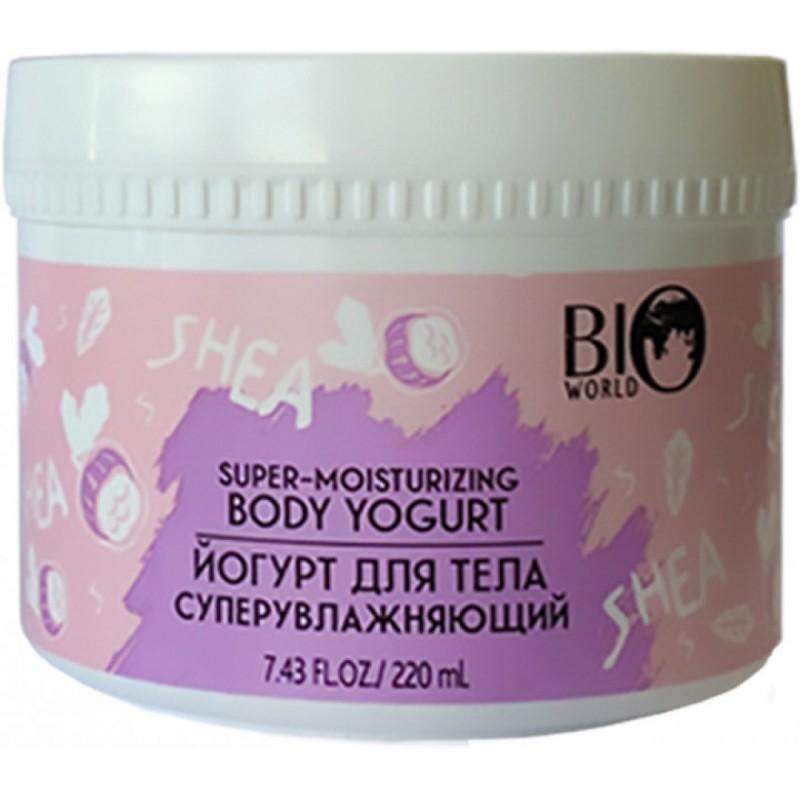 Йогурт для тела суперувлажняющий Secret Life Shea