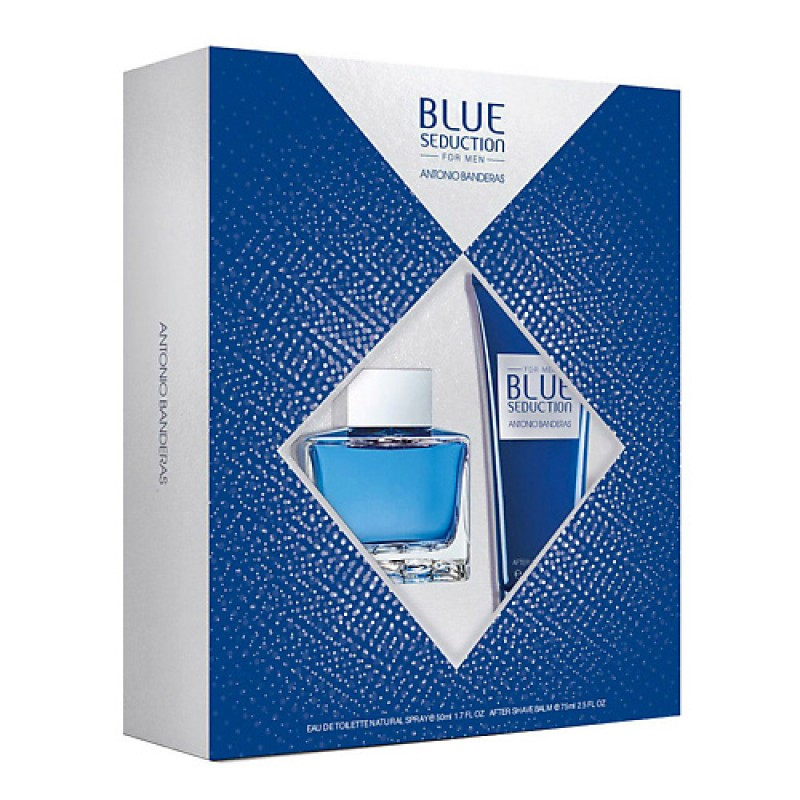 Набор Blue Seduction homme  Antonio Banderas