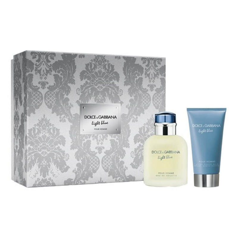 Набор Light Blue Pour Homme  Dolce&Gabbana