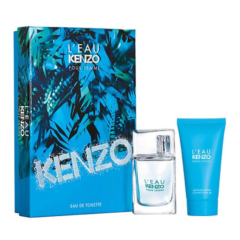 Набор L'eau pour femme  Kenzo