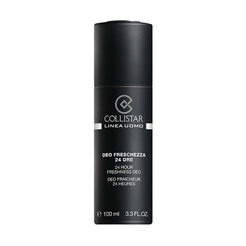 Освежающий дезодорант-спрей 24 Hour  Linea Uomo Collistar