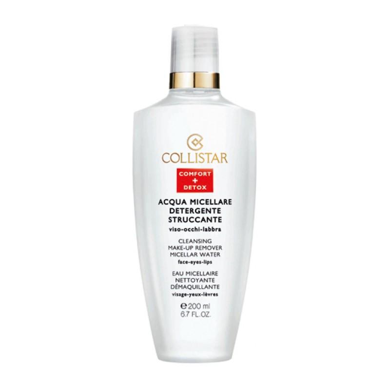 Make up Removers мицеллярная вода для снятия макияжа Collistar