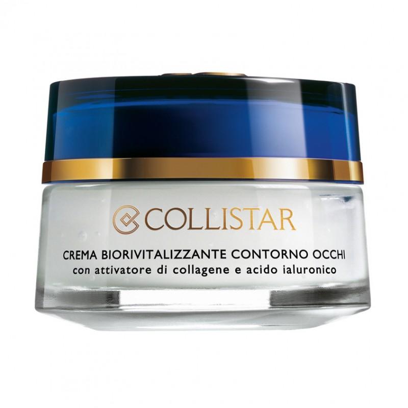 Biorevitalizing Creams Биовосстанавливающий крем для контура глаз Collistar