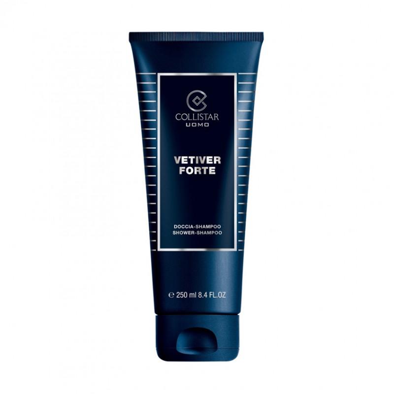 Шампунь-гель для душа Vetiver Forte