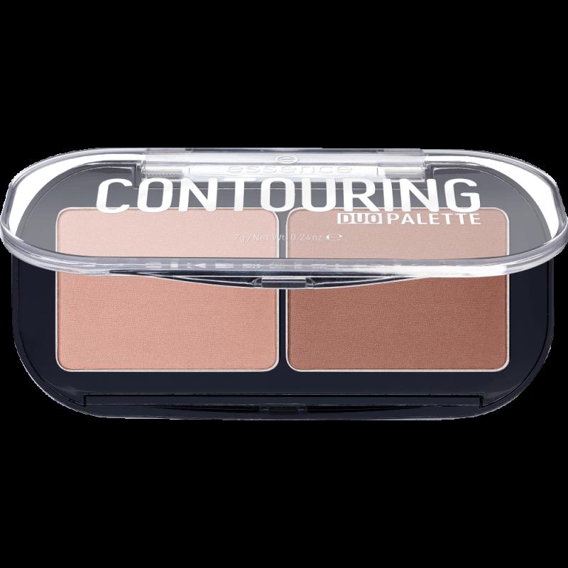 Палетка для контурирования Essence Contouring Duo Palette 10  Essence