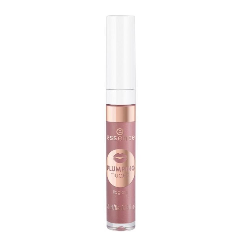 Блеск для губ Plumping Nudes Lipgloss 04