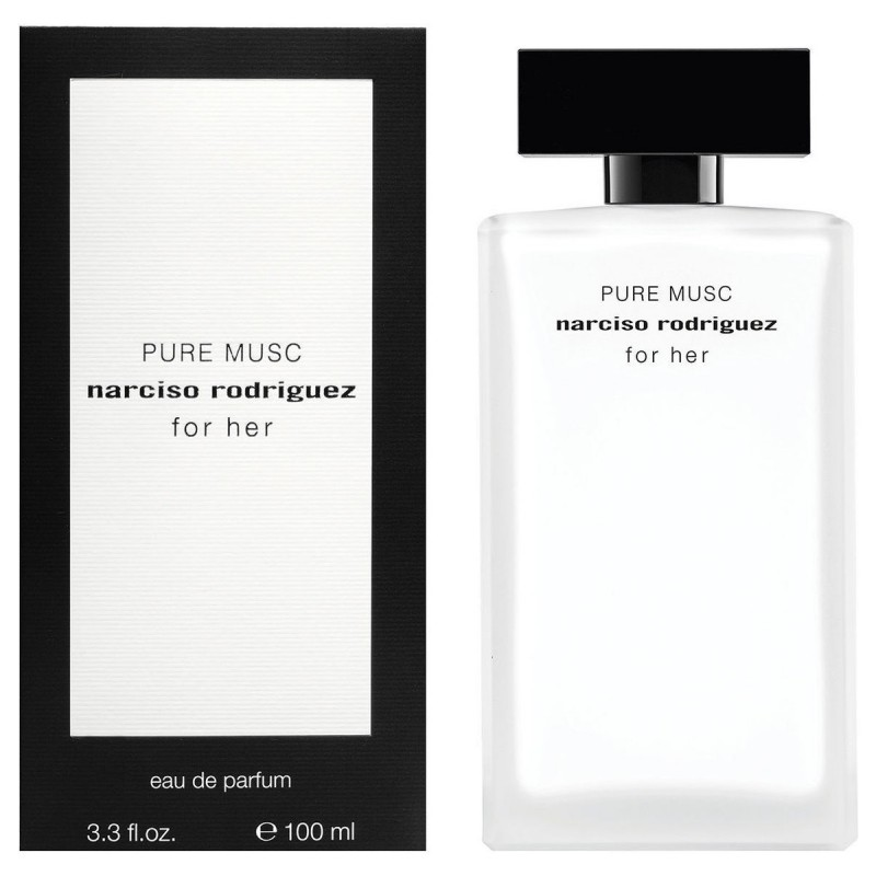 Pure Musc For Her TESTER Narciso Rodriguez
