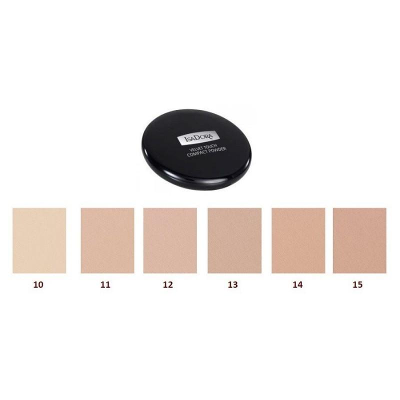 Velvet Touch Compact Powder № 09 ISADORA