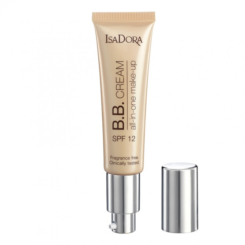 BB Крем Cream All-in-One Make-up SPF 12 08 ISADORA