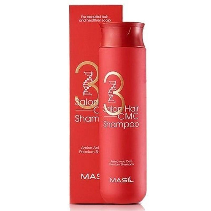 Шампунь с аминокислотами 3 Salon Hair CMC Shampoo