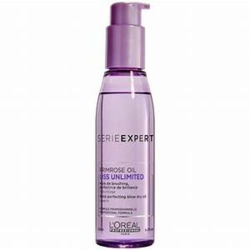 Термозащитные масло для непослушных волос Liss Unlimited  - 125ml L'oreal Professionnel