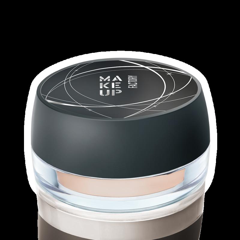 Минеральная пудра для лица 2в1 4 Light Beige  - 8ml Make Up Factory