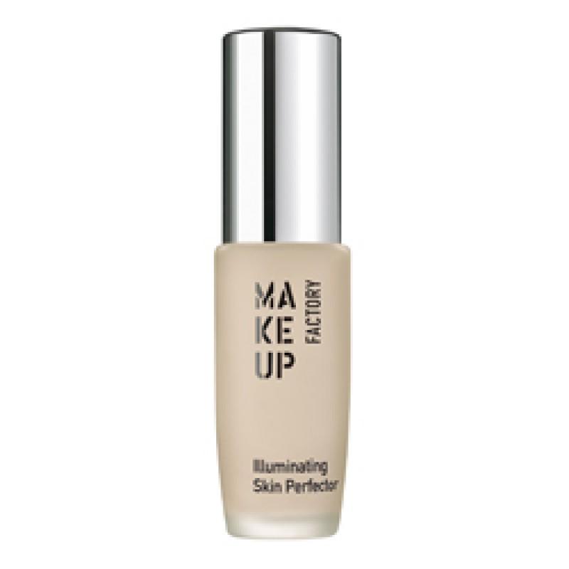 База для тональной основы Illuminating Skin perfect  - 15ml Make Up Factory