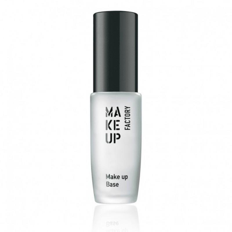 Основа под макияж Make up base прозрачный Make Up Factory