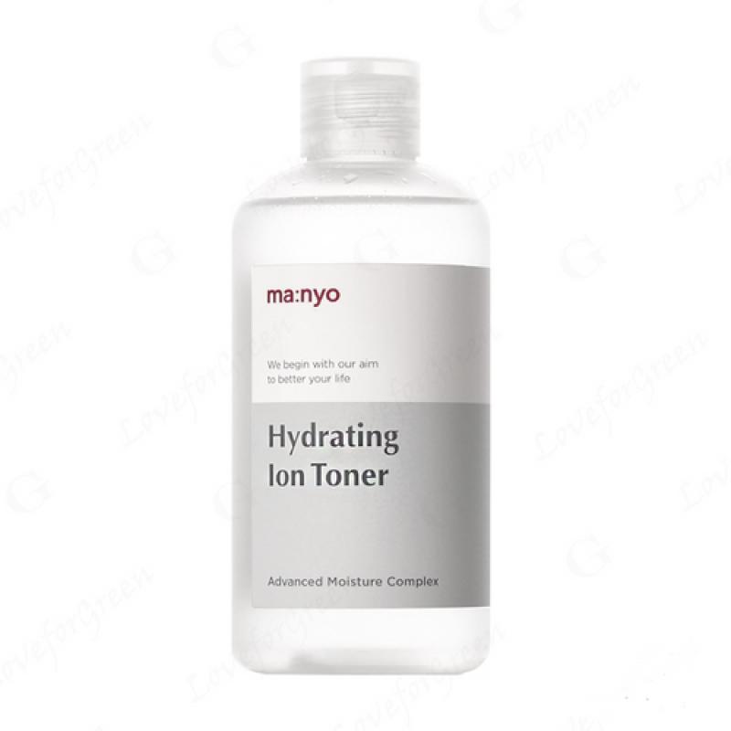 Увлажняющий тонер с ионами минеральной воды Hydrating Ion