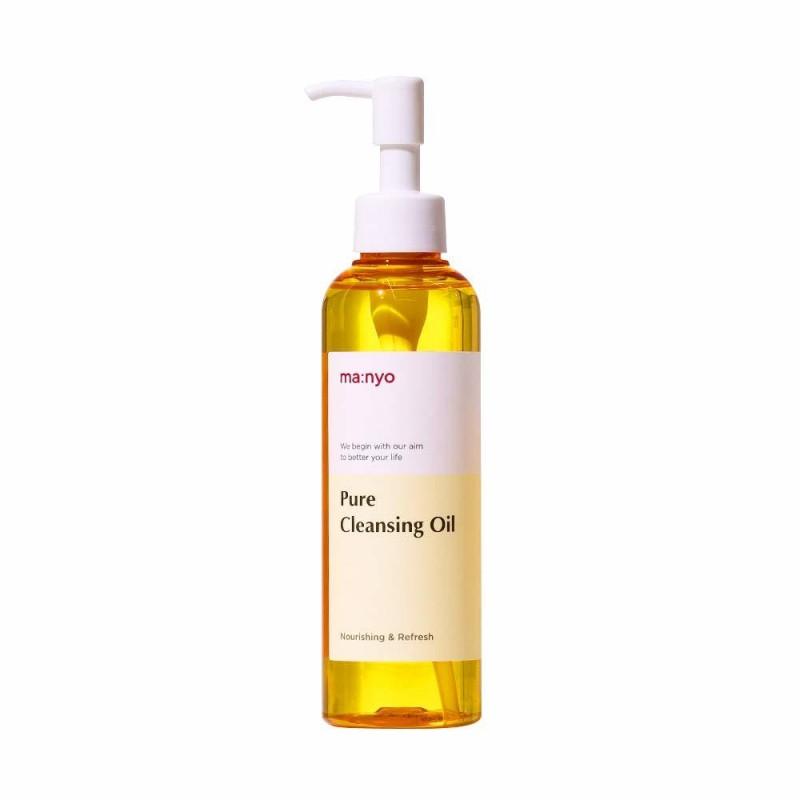 Гидрофильное очищающее масло Factory Pure Cleansing oil