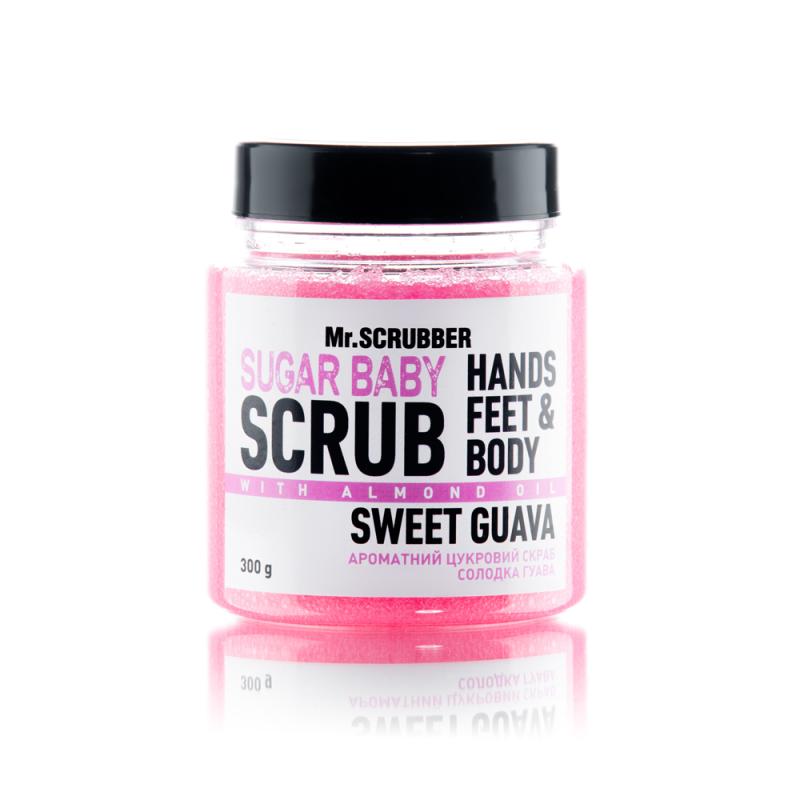 Сахарный скраб для тела SUGAR BABY Sweet Guava
