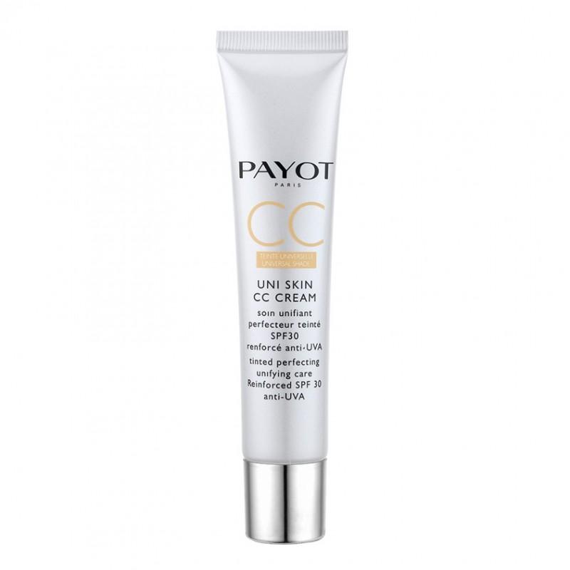 Выравнивающее тонирующее средство Uni Skin CC Cream Payot