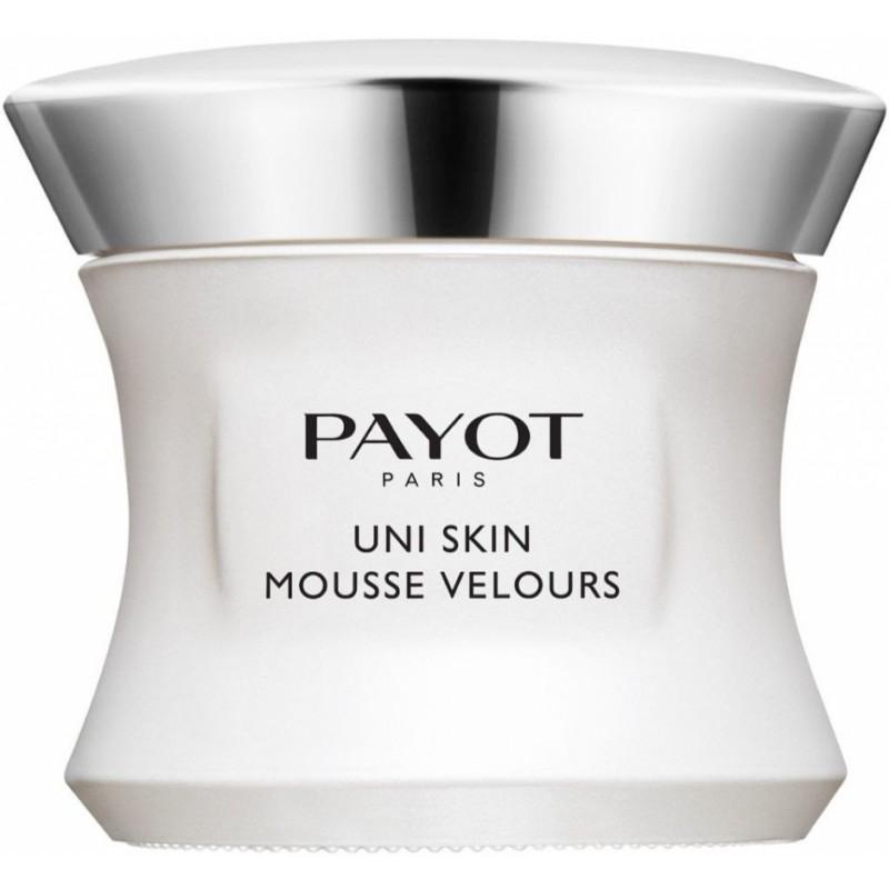 Выравнивающий крем для лица Uni Skin Mousse Velours