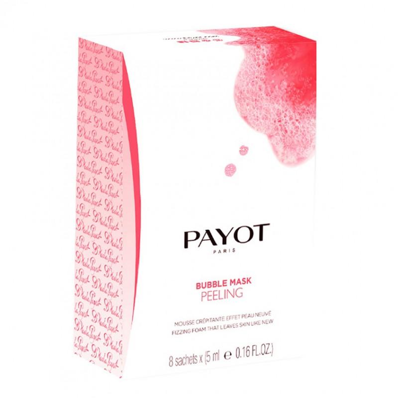 Кислородная маска-пилинг для лица Bubble Mask  - 5ml Payot