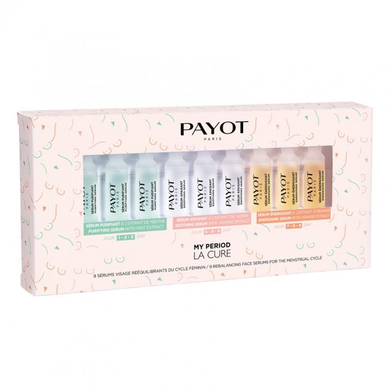 Набор сывороток My Period La Cure  - 1ml Payot