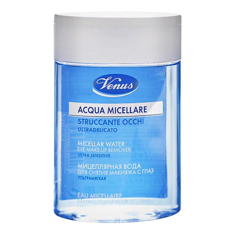 Мицелярная вода для снятия макияжа с глаз
